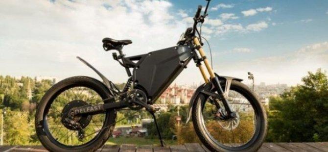 Saatte 367 km hız yapan bisiklet geliştirdiler!