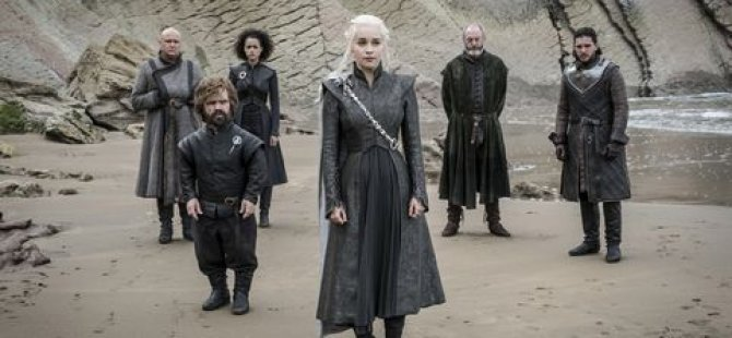 Game of Thrones davasını yüzbaşı kazandı