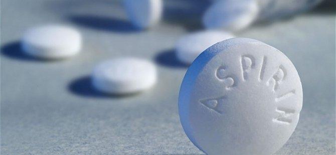 'Aspirin kalp hastalıklarını azaltmıyor'