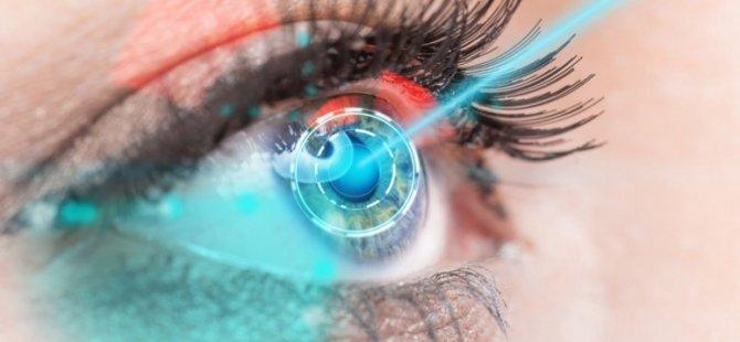 Göz hastalıklarını tespit eden yapay zeka!