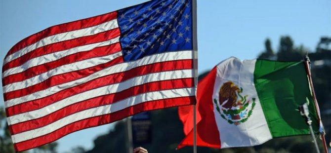 ABD ile Meksika NAFTA'ya alternatifte uzlaştı