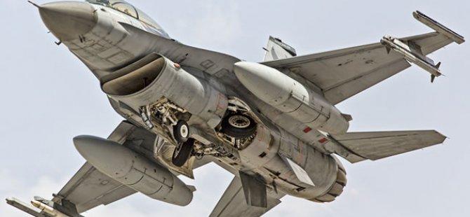 Türk Hava Kuvvetlerinden 'büyük adım': F-16 lastikleri artık yerli