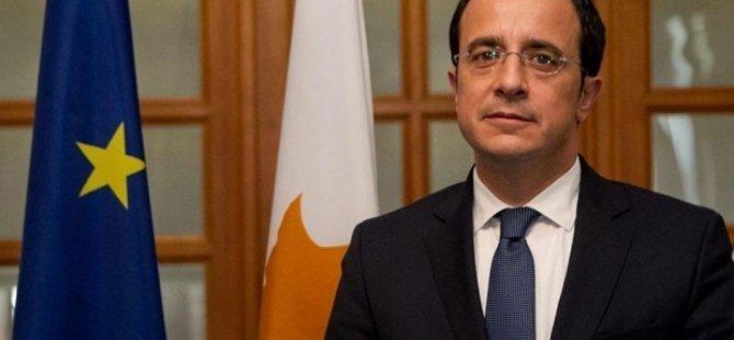 """Hristodulidis: """"Kıbrıs sorunu çok kritik bir döneme giriyor"""""""