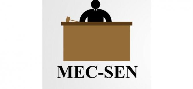 Mec-Sen Pazartesi gününden itibaren süresiz grev kararı aldı