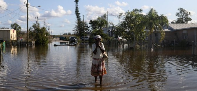 Maria Kasırgası'nda ölenlerin sayısı 64'ten 2 bin 975'e yükseldi