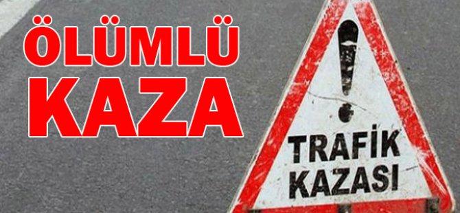 80 yaşındaki Kaynar'a motosiklet çarptı...Hayatını kaybetti