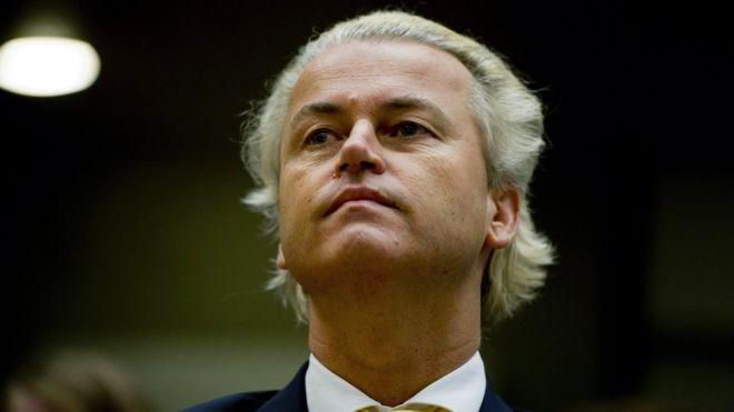 Pakistanlı kriketçi Hollandalı politikacı Wilders'in başına ödül koydu