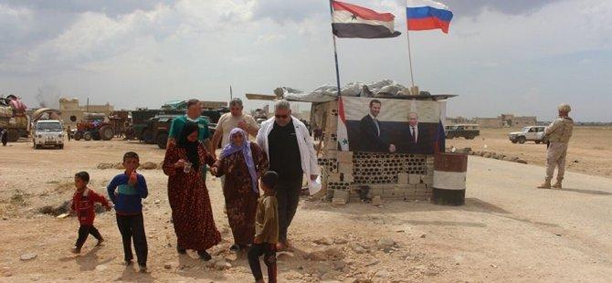 BM: İdlib'e operasyon olursa 800 bin kişi göçe zorlanır