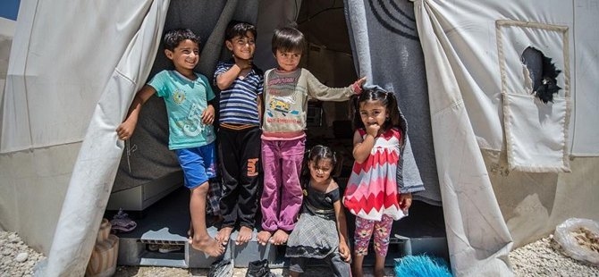 Dünyadaki mülteci çocukların yarısı okula gidemiyor