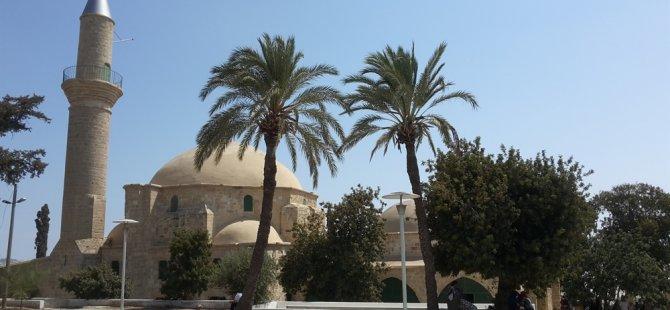 Bugün Hala Sultan Tekkesi'ne ziyaret gerçekleştirilecek…