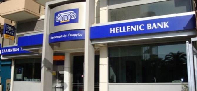 Kooperatif Bankaları dün itibarıyla Hellenıc Bank oldu