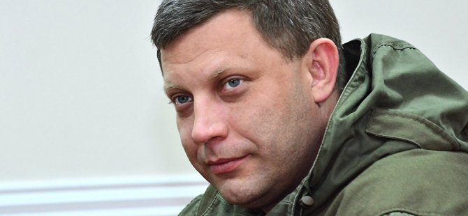 Kazakov: Zaharçenko cinayeti, Ukrayna Özel Operasyon Kuvvetleri tarafından organize edildi