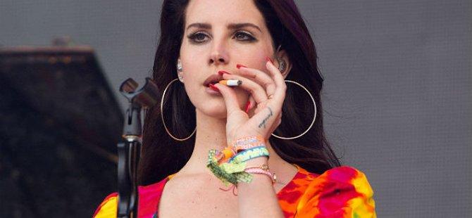İsrail'e boykot: Lana Del Rey, İsrail konserini iptal etti