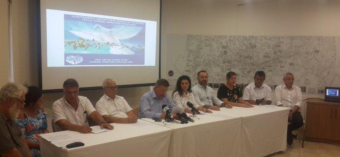 Kıbrıs Türk ve Kıbrıs Rum örgütlerden çözüm için birlik çağrısı