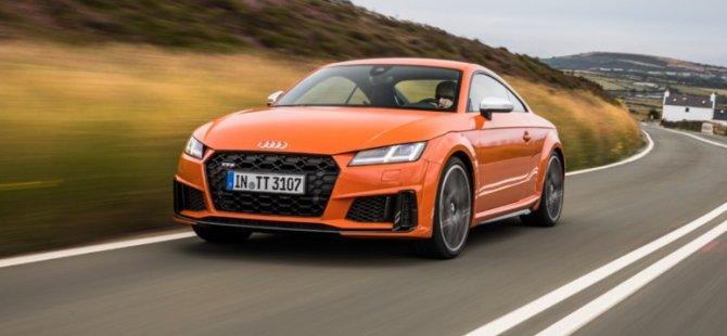Audi TT'nin yeni hali