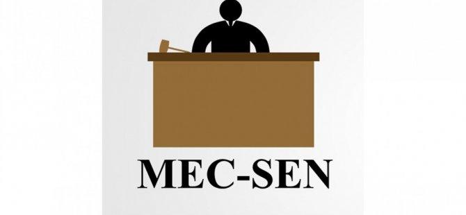 MEC-SEN süresiz grev başlattı