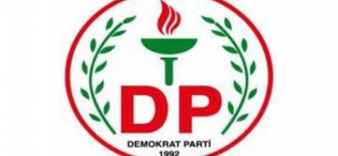 DP İskele İlçesi, 11'inci olağan kongresi gerçekleşti
