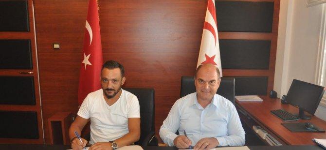 """""""Minareliköy Altyapı Katkı Projesi"""" için imzalar atıldı"""