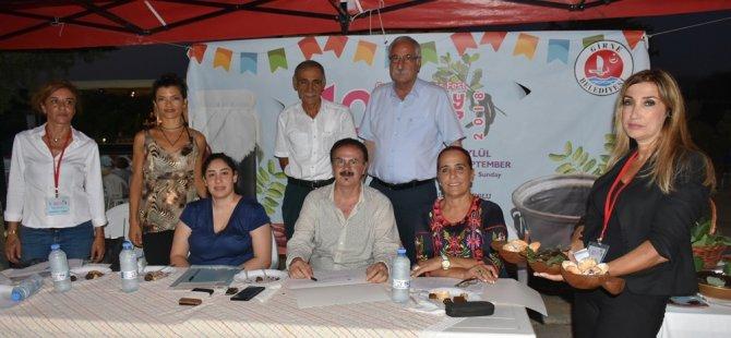 Ozanköy Pekmez Festivali dün akşam sona erdi