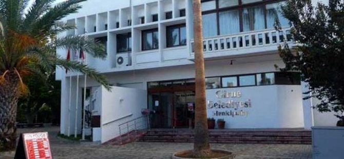 Girne Belediyesinden ceza uygulaması