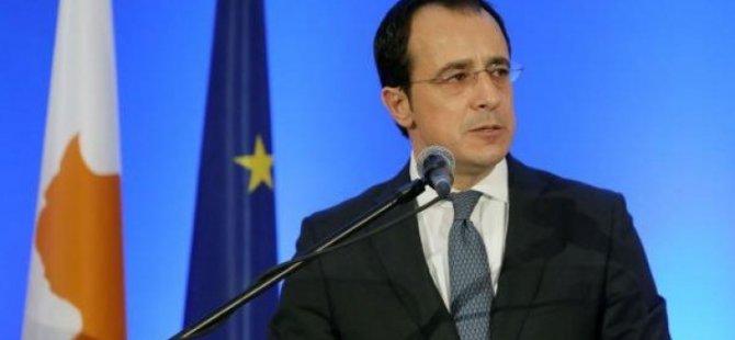 """Hristodulidis: """"Müzakerelerin devam etmesi için perspektifler var"""""""