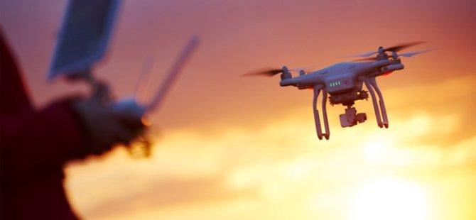 İzinsiz Drone uçuranlar yandı!