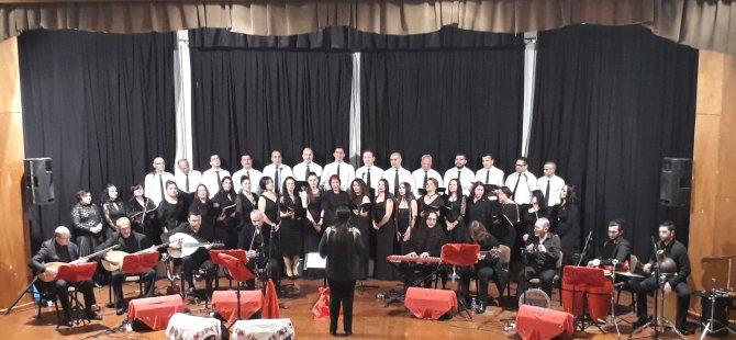LBO Halk Müziği Korosu yeni dönem kayıtları başladı