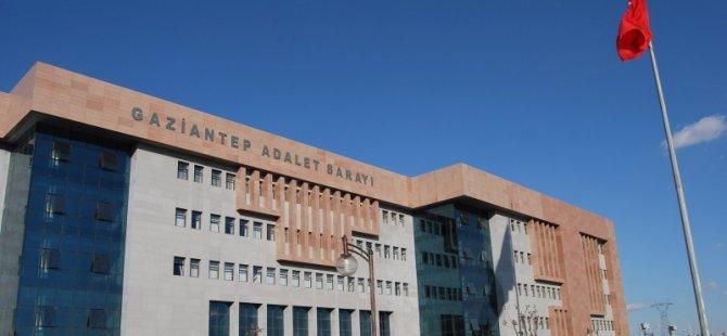 KKTC Adli Heyeti Gaziantep'te