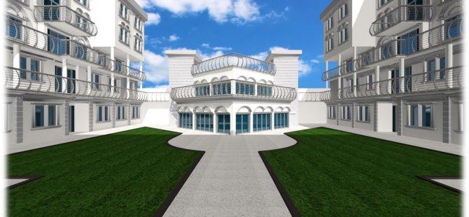 """""""PARK PALACE RESIDANCE"""" Başbakan Tufan Erhürman'ın Katılımı İle Hizmete Açılıyor..."""