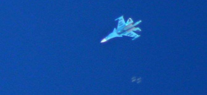 Tahran zirvesi öncesinde 'Rus uçakları İdlib'de hava operasyonu düzenledi'