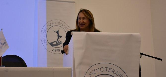 """Besim: """"Fizyoterapistler yasa tasarısı en kısa zamanda meclise gönderilecek"""""""