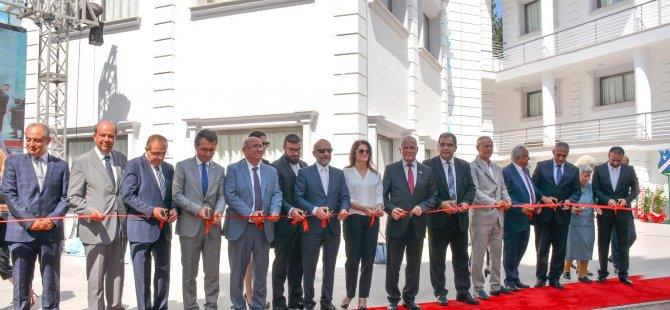 """""""PARK PALACE RESIDANCE"""" Girne Üniversitesi Karakum Kampüsünde Hizmete Açıldı"""