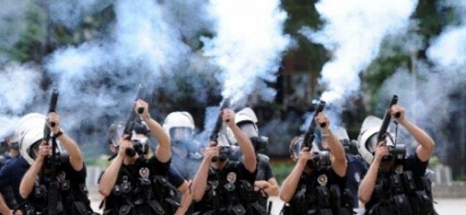 Tıp-İs: Biber gazı ölümcüldür