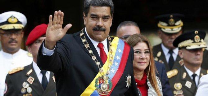 NYT: ABD Venezuela'da darbe için askeri yetkililerle görüştü