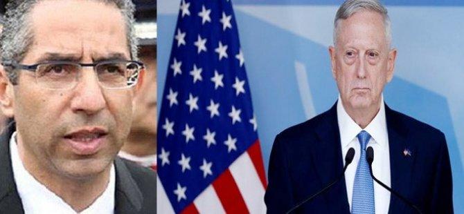 ABD ve Rum Savunma Bakanlarının bir araya geleceği iddiası