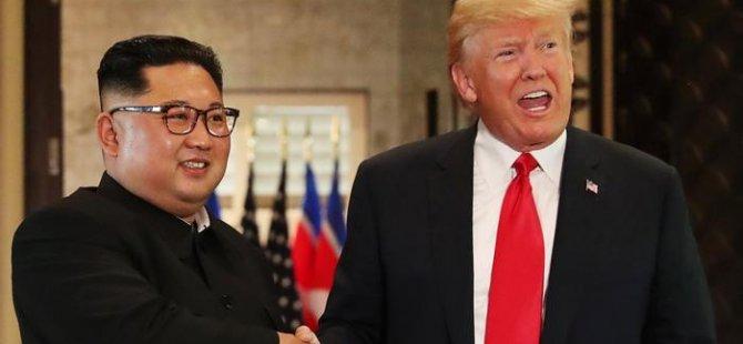 Beyaz Saray: Kim Trump ile ikinci buluşmayı talep etti