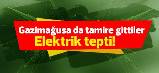 Gazimağusa'da elektrik panosu patladı, İki kişi yaralandı!