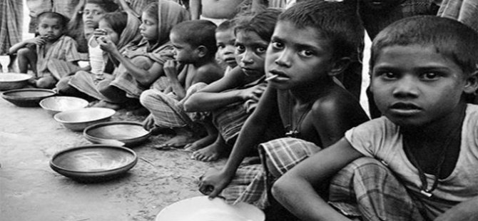 BM'den uyarı: Küresel düzeyde açlık artıyor