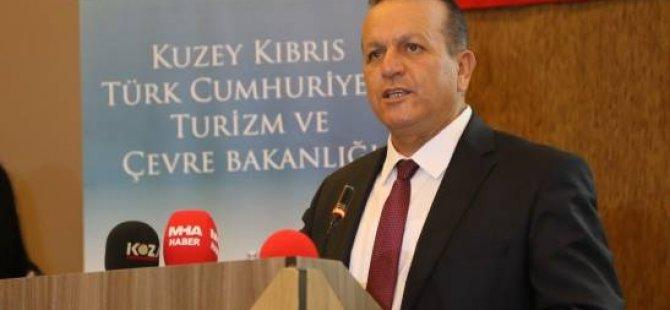 Ataoğlu temaslarda bulunmak amacıyla Ankara'ya gidiyor
