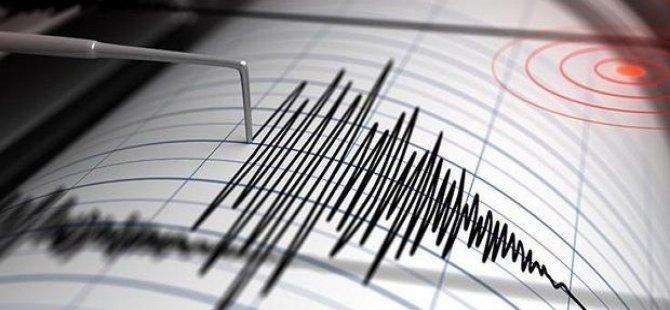Marmara 'da 4.8 büyüklüğünde deprem: İstanbul ve çevre illerde hissedildi