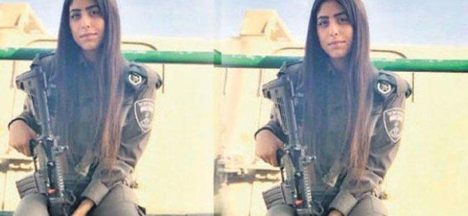 İsrail Ordusu'nda bir Türk kızı