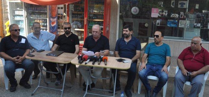"""Kar-İş Başkanı Topaloğlu: """"Üyelerin bazıları 2017-2018 ödemelerini almadı"""""""