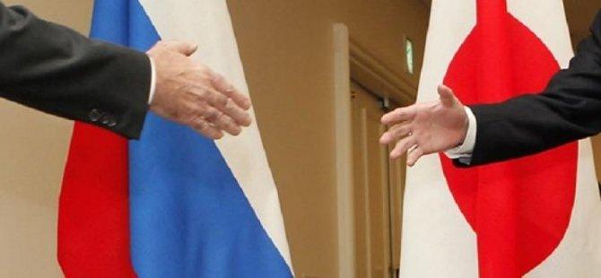 Putin'den Japonya'ya: Yıl sonuna kadar barış anlaşması imzalayalım