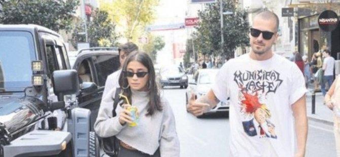 Orhan Gencebay'ın oğlu 'Trump' baskılı T-Shirt'le dikkat çekti