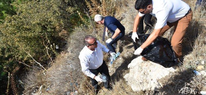 """Ataoğlu: """"Ülkeye gelen turistlerin en büyük şikâyeti çevre kirliliği"""""""