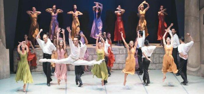 Uluslararası Kuzey Kıbrıs Müzik Festivali, 21 Eylül'de Zorba Balesi ile başlıyor