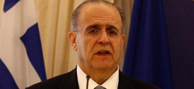 Rum Dışişleri eski Bakanı Kasulidis'in demeci
