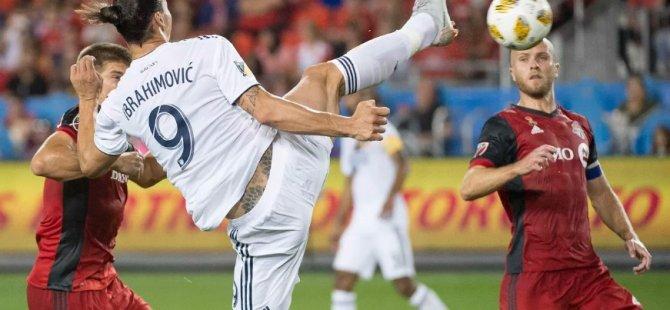 Ibrahimovic'ten enfes gol (Video Haber)