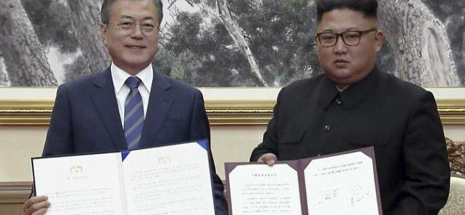 Kuzey ve Güney Kore'den uzlaşma