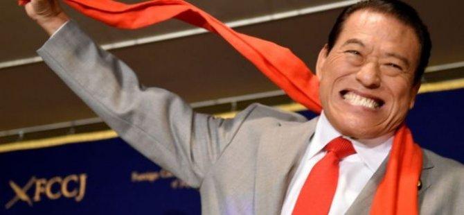 Antonio Inoki: 'Spor diplomasisine' soyunan Müslüman Japon politikacı